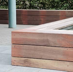 Foto 39 s chris ghyselen tuinarchitect for Vijver afwerking hout