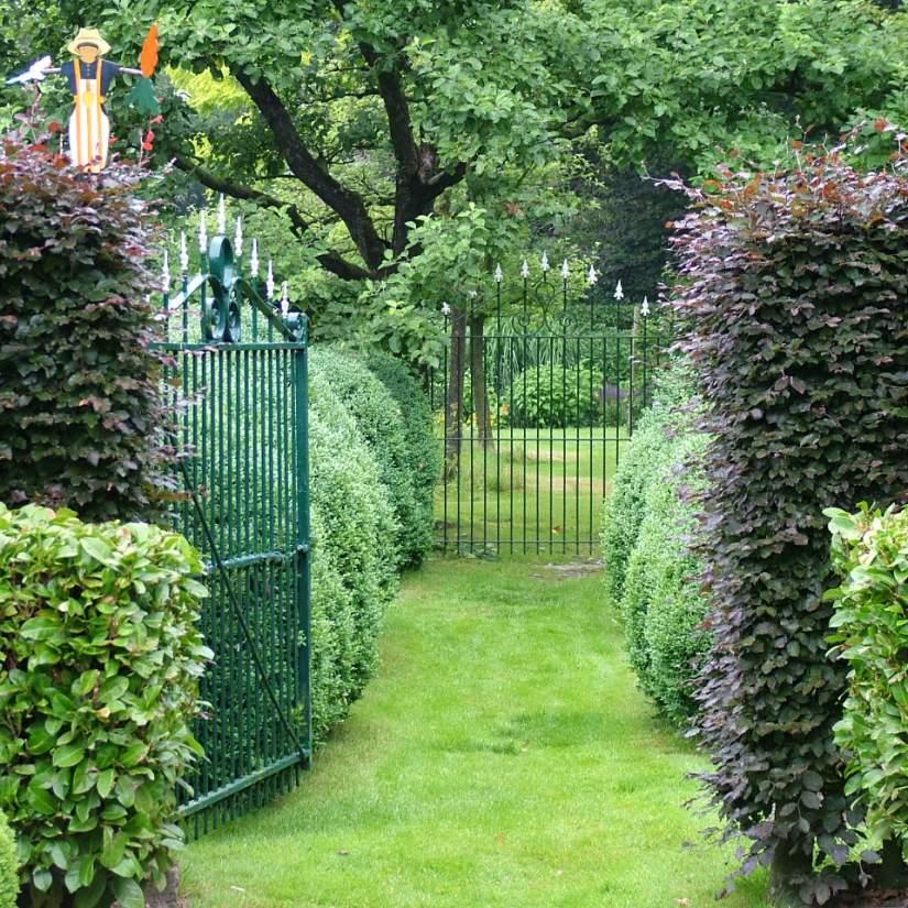 Favoriete kleine engelse tuin xpr94 agneswamu for Tuinarchitect kleine tuin